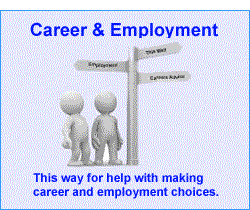 Link to Career page.